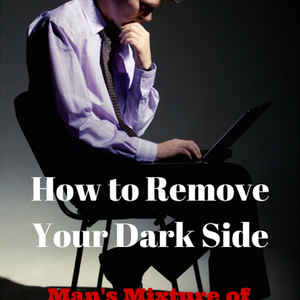035 How to Remove Your Dark Side   Man s Mixture of Darkness & LightRabbi Mitterhoff