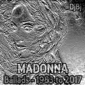 Madonna Ballads 1983 to 2017