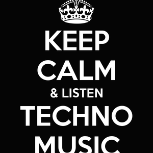 Techno Music in the house