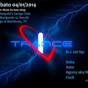 I love trance 2014