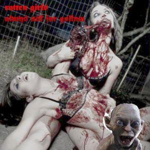rotten girls always ask for gollum 18.05.2012