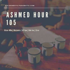 Ashmed Hour 105 // Birthday Mix By Oscar Mbo