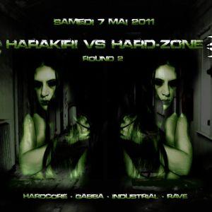 Dj Sir Hill @ Hard-Zone Vs Harakiri Round 2 Party Mix 07.05.2011