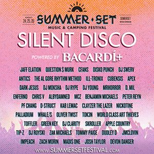 Live @ Summer Set Music Festival (Silent Disco) 25/08/2012