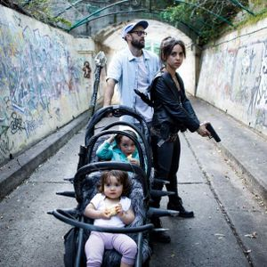 Zombies and babies - parenting in a post-apocalyptic world