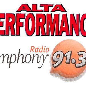 Alta Performance 24/03/2016
