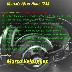 Dr. Packer Move Your Body (MAH-1733)(Airplay 30-12-2017)(Mixed by Marco Velasguez)