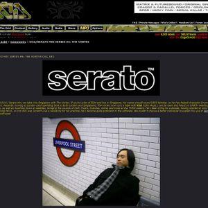 Dogs On Acid - DOA Serato - Mix006 - The Vortex