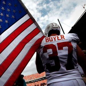Nate Boyer: Going For It (Part 1)