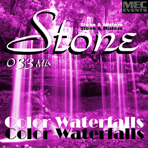 Stone Color Waterfalls Mix