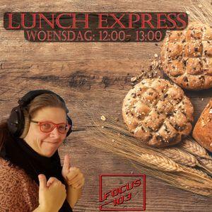 2021-03-03 Wo Lunch Express Brenda van Kranen op Focus 103 #Hair