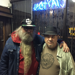 The Clayton Patterson Show w/ Marvin Moskowitz- History of NYC Tattoo Culture