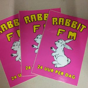 Rabbit FM 105.4 Alkmaar (Oktober 1991) Part I