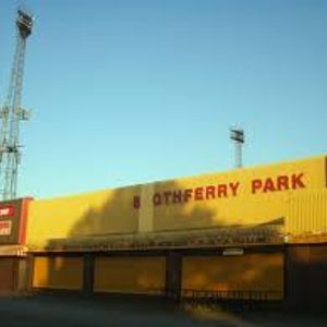 80s groove from heaven ( Boothferry Park )..