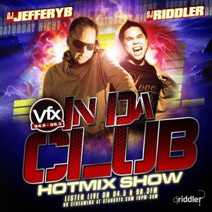In Da Club Utahs VFX DJ JEFFERYB 1-16-2017