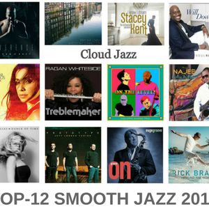 Cloud Jazz Nº 1356 (Top-12 Smooth Jazz 2017)