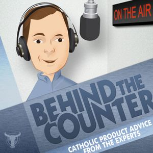 Finding God in the silence of contemplation – New Behind the Catholic Counter Podcast