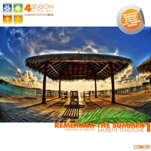 Laurent Tenstone - 4 Season in the Mix - Remember the Summer 2010 (Continous Mix)