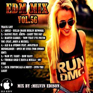 EDM MIX VOL.56-DJ EDY