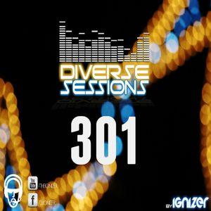 Ignizer - Diverse Sessions 301 Morgan Jee Guest Mix