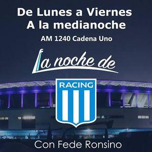 #125 La Noche de Racing 02.11.2016