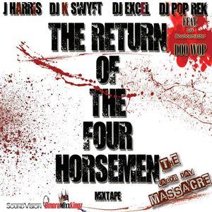 Return Of The Four Horsemen feat. The Bouncemaster DJ Doo Wop