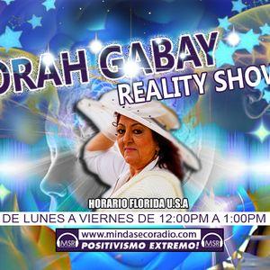 Orah Gabay Reality Show 03-23-2016