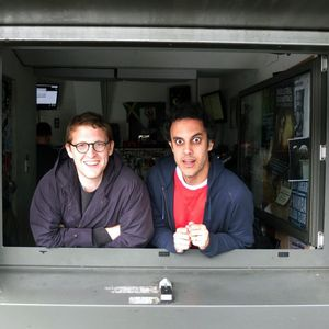 Floating Points & Four Tet - 18th May 2015