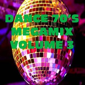 DANCE 70's VOLUME TRE  MEGAMIX BY STEFANO DJ STONEANGELS