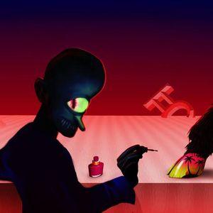 SUNSET MOTHERFUCKER música caliente y zombis borrachos @ Buttons October 2017