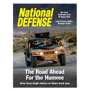 The Road Ahead for the Humvee: Army Faces Tough Choices on Future Truck Buys — April 2016
