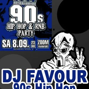 WarmUp Mix2 - Sa. 08.09.12 90s Hip-Hop&RnB at ZOOM Club FfM