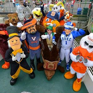 Ridiculous Mascots