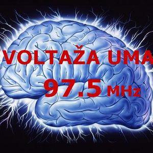 VOLTAZA UMA - radio emisija No.2