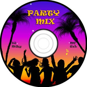 DJ Mihy & MC GxL - Party Mix (05.09.2012)