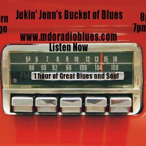 Show 45 - Jukin Jenn's Bucket of Blues 11-22-2015