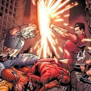 U75GMCP#02: Civil War with Nique aka Proud Mutant