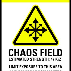Experience my Chaos