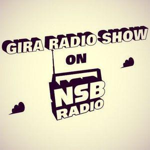 GIRA RADIO SHOW on NSB RADIO, 16 SEP