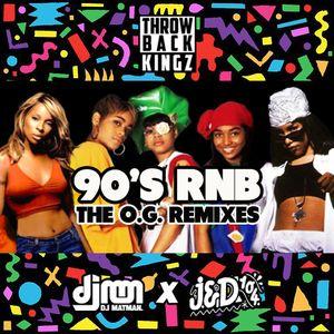 Throwback Kingz - 90's RNB: The O.G. Remixes