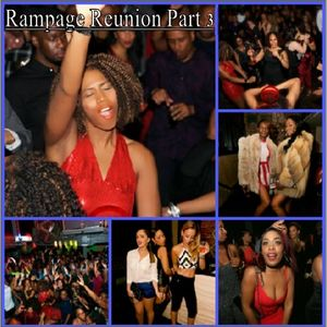 The Rampage Reunion recorded live at The Qube Project in Victoria on 26th Nov Part 3