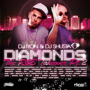 DJ Ron & DJ Shusta - Diamonds (The R&B Takeover) Pt. 2