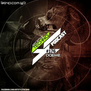 Art Style: Techno | Podcast #176 : Doeme