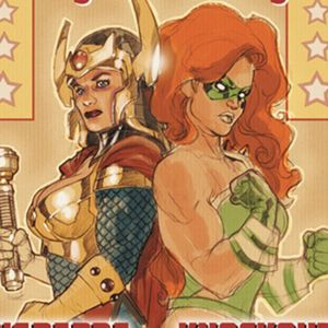 Direct Edition: Women in Comics (#15)