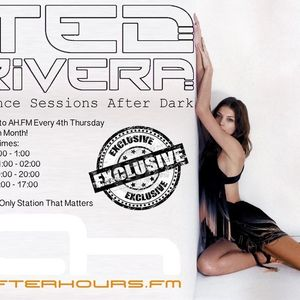Ted Rivera - Trance Sessions After Dark 018 Jan 2013 Broadcast on AH.FM