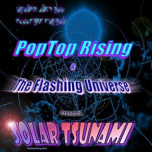 Solar Tsunami (Energy From The Galactic Center)
