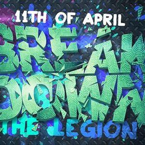 Breakdown Promomix by BLACXX
