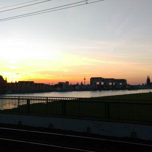 ein Freitag Abend in Köln...