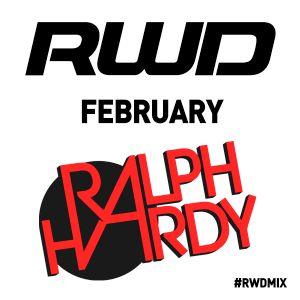 Ralph Hardy February #RWDMIX