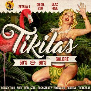 Tikilas #6 - Val de Vil mix - September 2016